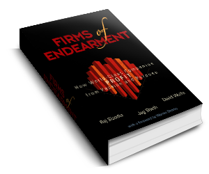 Firms of Endearment by Jag Sheth, Raj Sisodia and David Wolfe